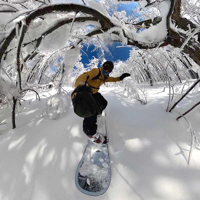 Sporteverest snowboarding