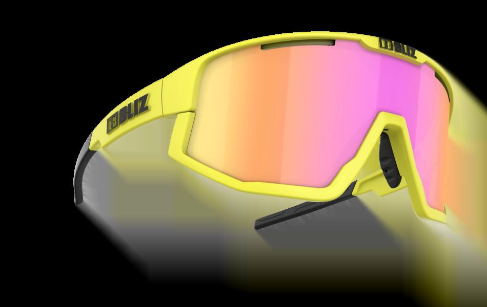Sporteverest bliz fusion yellow 1