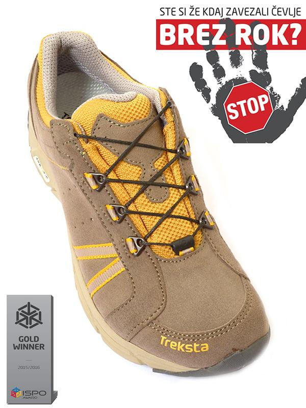 Sporteverest treksta handsfree101 yellow 2