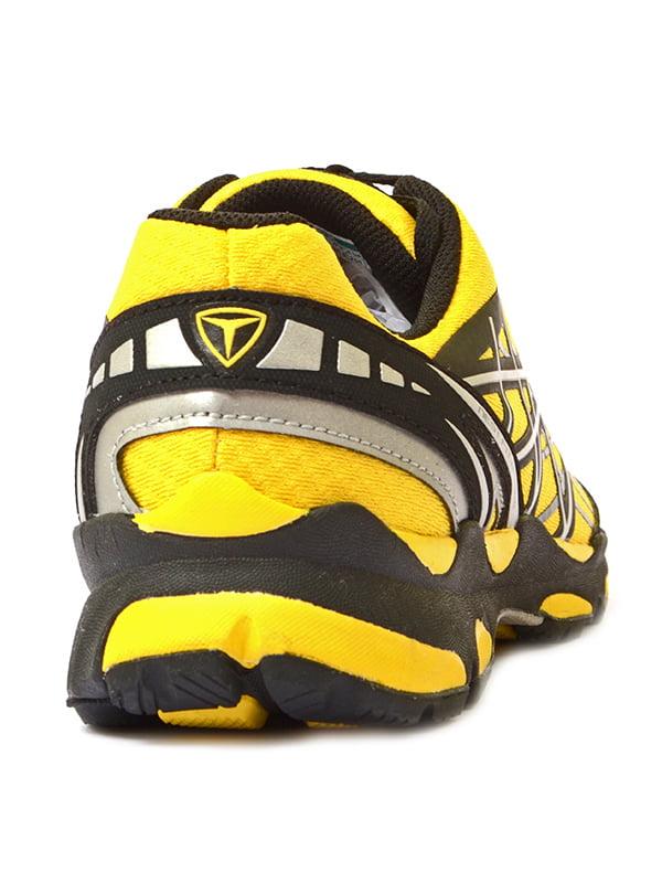 Sporteverest treksta sync yellow 4