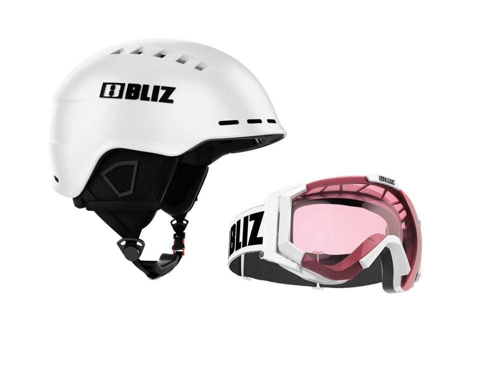 Sporteverest bliz headcover white 1