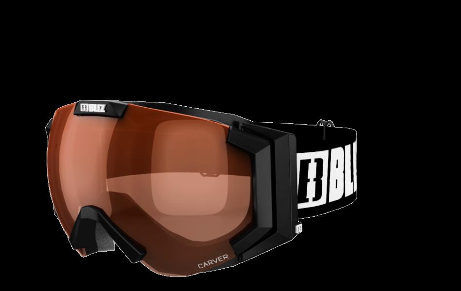 Sporteverest bliz setbliz goggles carver black 2