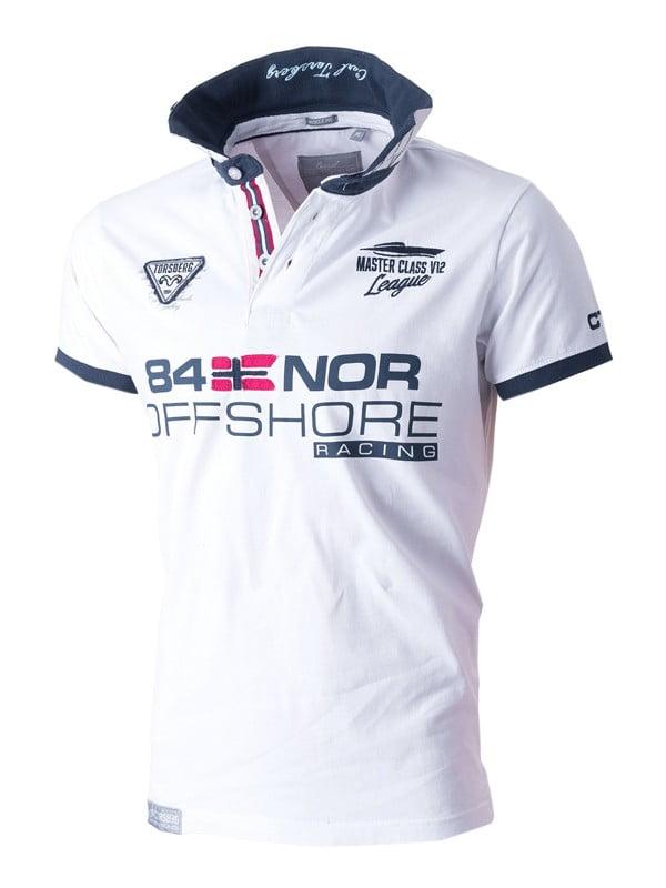 Sporteverest ct polo majica master white 1