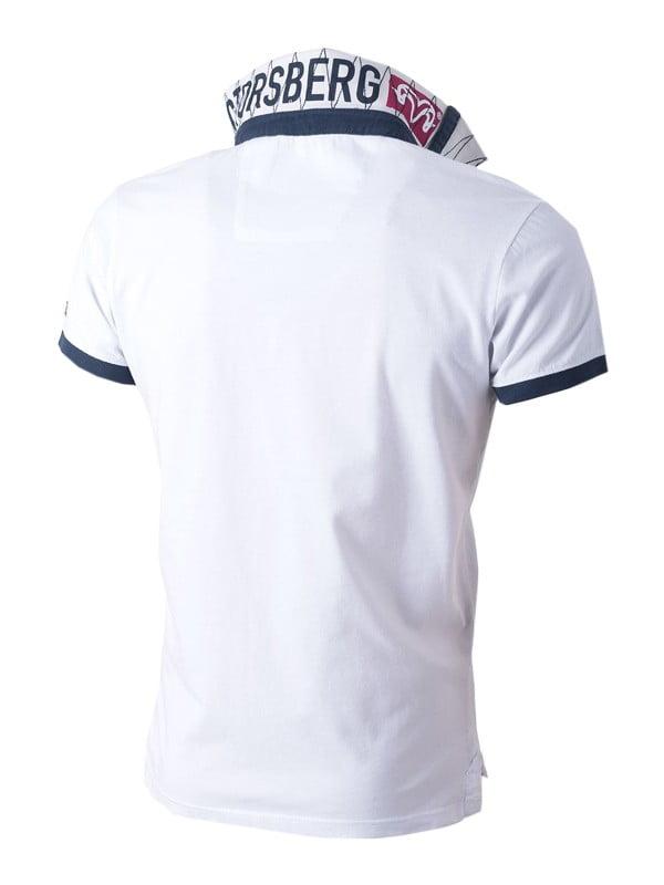 Sporteverest ct polo majica master white 2