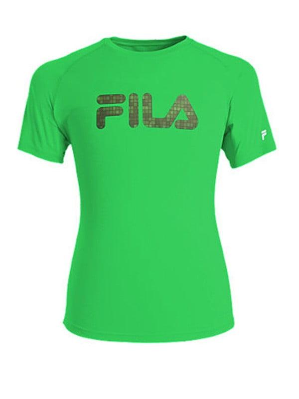 Sporteverest fila majica sanremo zelena 1